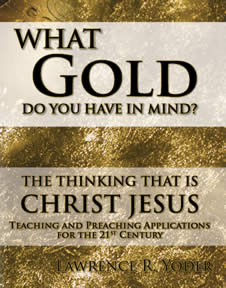 What Gold Do You Have In Mind?